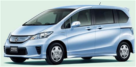 Lu Honda Freed Voitures Hybrides Des Ventes Record Au Japon