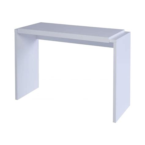 accent console table buy gillmore space contemporary white console table from