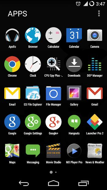 marshmallow launcher themes the marshmallow launcher pro v103 5 apk latest android