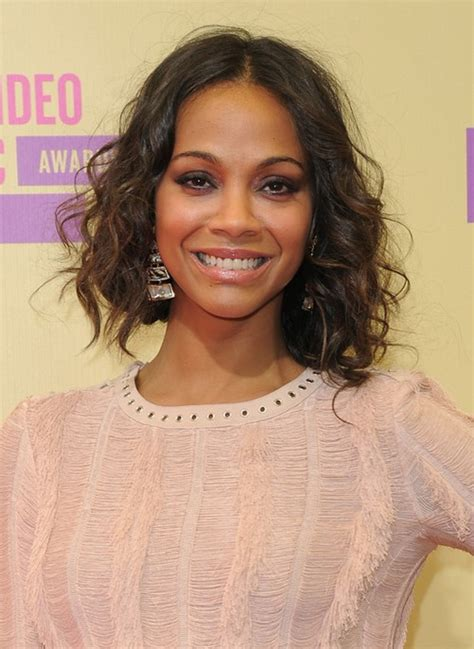 Zoe Saldana Hairstyles by Zoe Saldana Hairstyles Hairstyles 2016