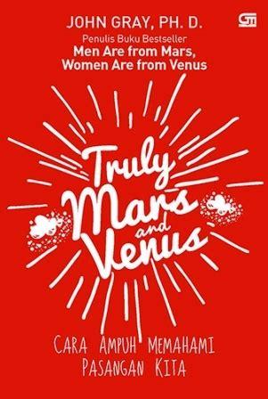 truly mars and venus cara uh memahami pasangan kita by gray reviews discussion