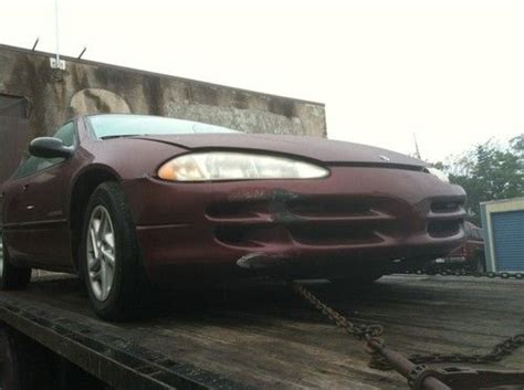 how cars engines work 2002 dodge intrepid spare parts catalogs find used 2002 dodge intrepid se sedan 4 door 2 7l in spartansburg pennsylvania united states