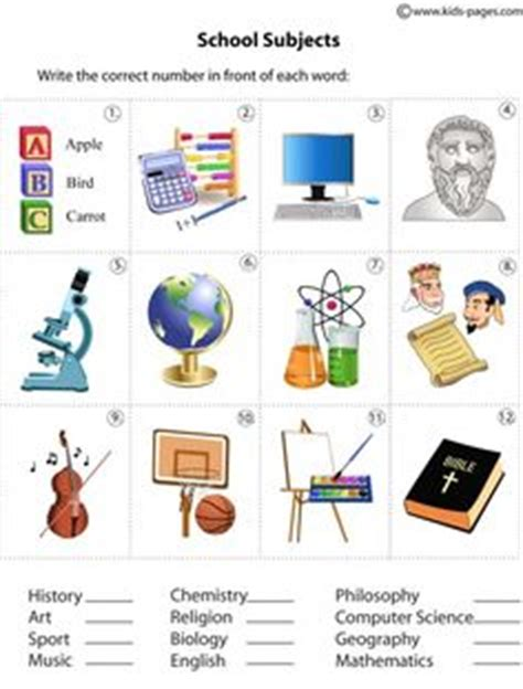 school objects matching b w worksheets kola pinterest 1000 images about škola on pinterest san juan picasa