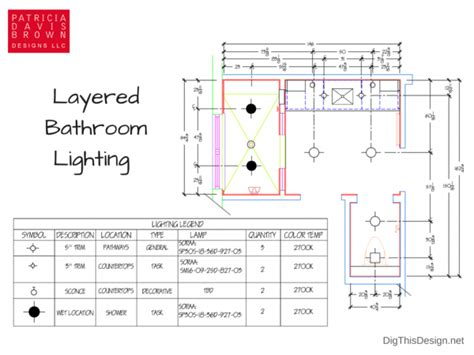 lighting floor plan tips to designing a layered lighting plan for your master