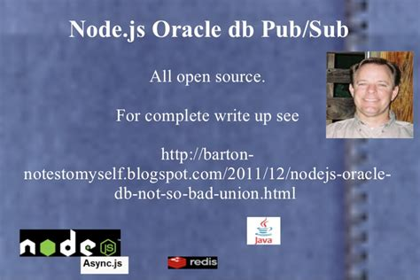 Node Js Oracle Database Tutorial | node js and oracle db pub sub with redis