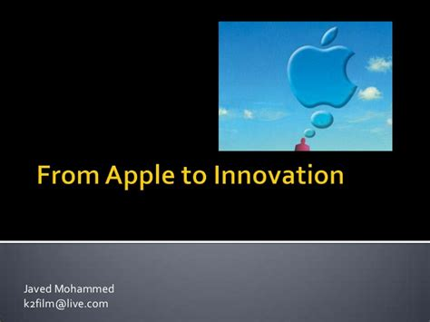 design thinking and innovation at apple case study pdf from apple to innovation