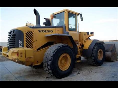 volvo l120 volvo l120 wheel loader from spain for sale at truck1 id