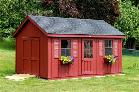 Garage Storage Enfield Styles Classic Series Shed Single Bay Garage