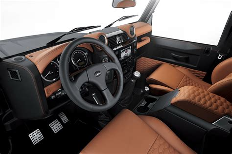 land rover defender 2015 interior interior startech land rover defender 110 quot sixty8 quot 2015