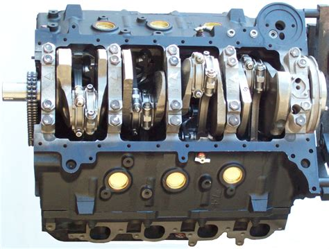 Marine Remanufactured Engines Inboard