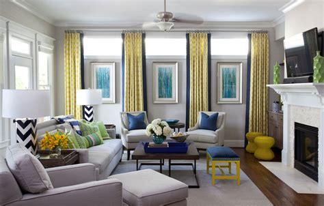 Yellow Blue And Green Living Room Yellow And Navy Blue Living Room 2017 2018 Best Cars