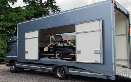 Classic Car Service by Oldtimer Transport Classic Car Service