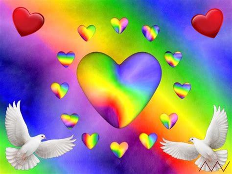imagenes de amor y amistad brillantes corazoncitos imagui