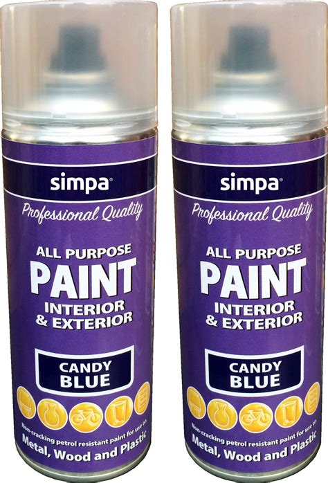 spray paint is cracking 400ml simpa gloss effect spray paint proof