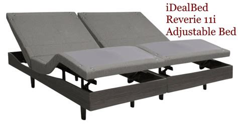 idealbed reverie 5i 7s 8i and 11i adjustable bed reviews 187 bedroom solutions