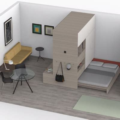 voice controlled furniture can transform tiny spaces iot