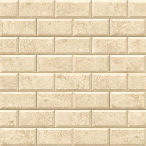 Brick Pattern Vinyl | muriva sand stone wall brick pattern gold motif vinyl