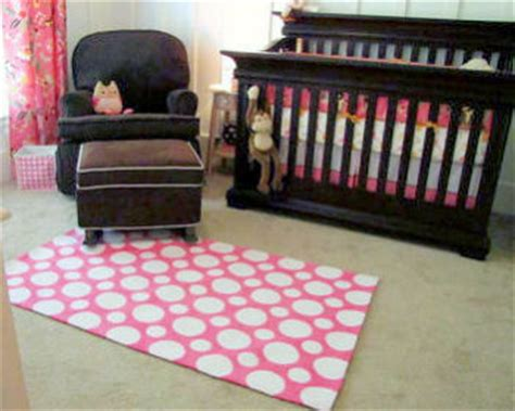 leila s pink and brown nursery decorated in true southern