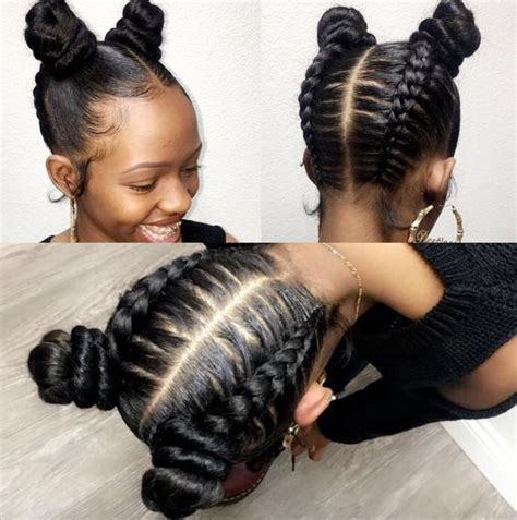 Hairstyles For Hair For Black Teenagers by 20 Hairstyles For Black