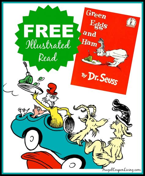 printable version of the kissing hand free green eggs and ham illustrated read