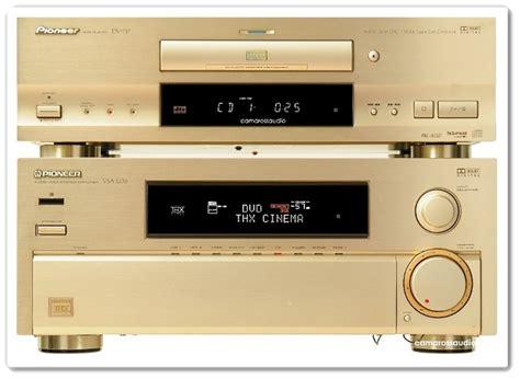 pioneer vsa  amplifier dv  player camaross audio