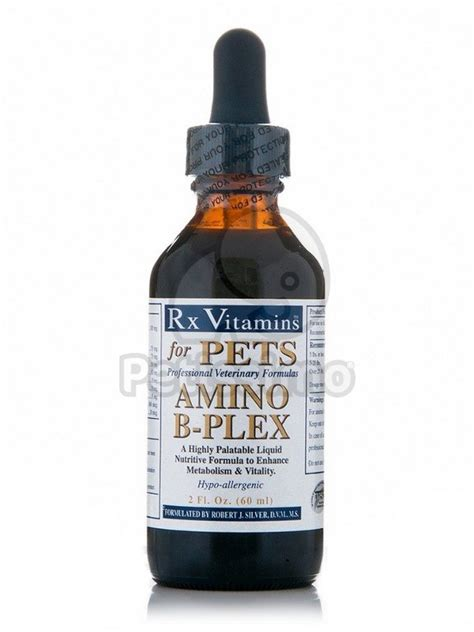 Vitamin San B Plex Rx Vitamins Amino B Plex Hund Nahrungserg 228 Nzungen