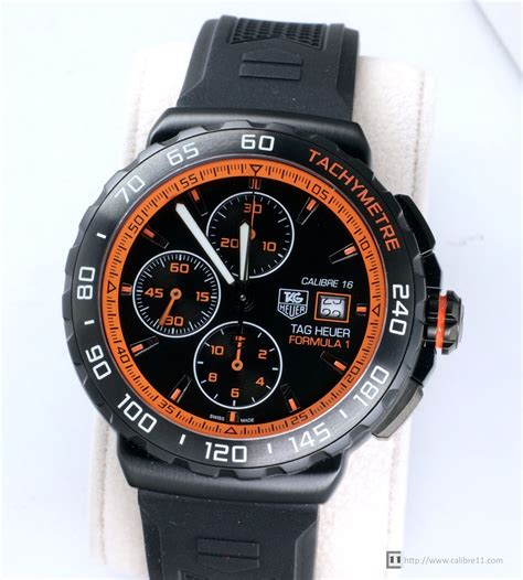 Jam Tangan Tag Heuer F1 Calibre 16 Grade Aaa on review formula 1 calibre 16 review the home of