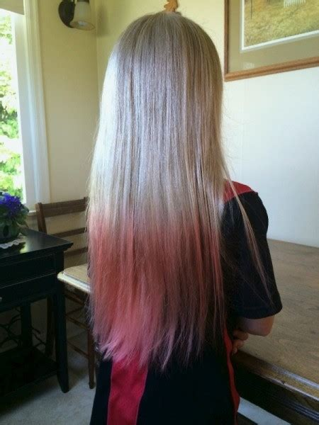 coloring hair with kool aid using kool aid to color hair thriftyfun
