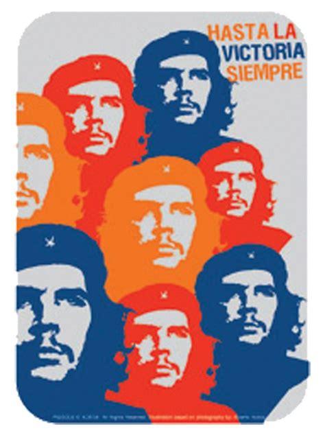Aufkleber Che by 3 Aufkleber Che Guevara Zum Aufkleben Und Deko