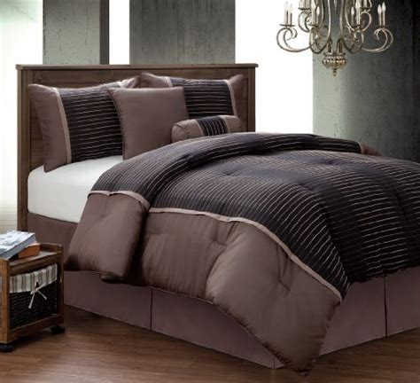 brown and tan comforter sets find cheap price 6 pieces brown tan and chocolate