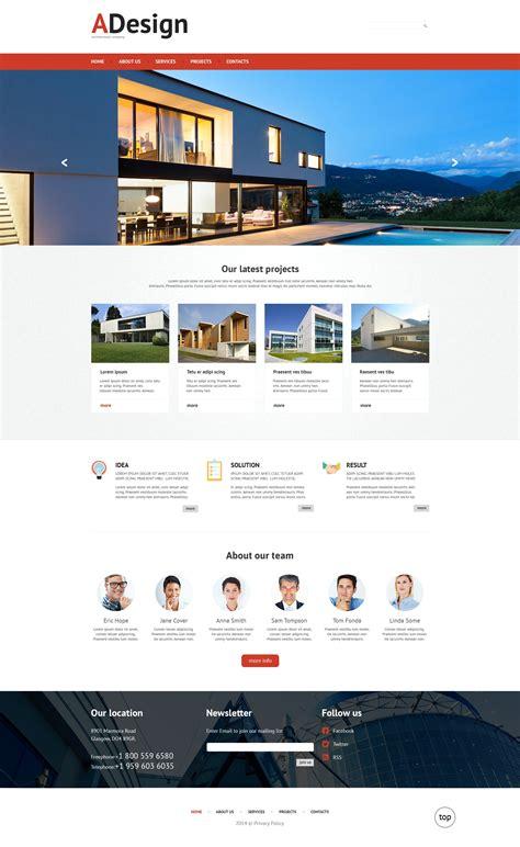 Responsive Design Vorlage Website Vorlage 49635 F 252 R Baufirma
