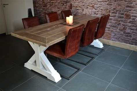 steigerhout salontafel antwerpen kloostertafel steigerhout verkrijgbaar in heel belgi 235