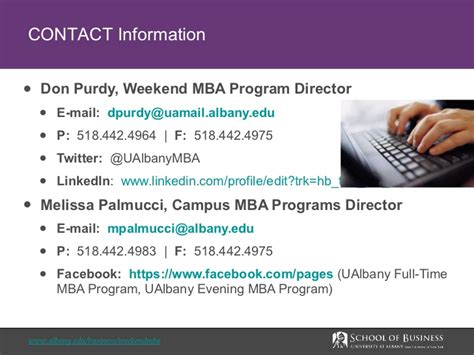 Do All Mba Programs by Overview Of All Ualbany Mba Programs