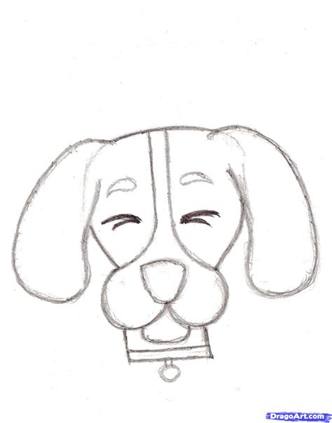 dogs to draw easy sketch www imgkid the image kid has it