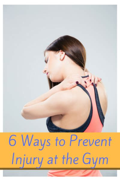 Six Great Ways To Prevent 6 Ways To Prevent Injury At The My House Fitness Hiit