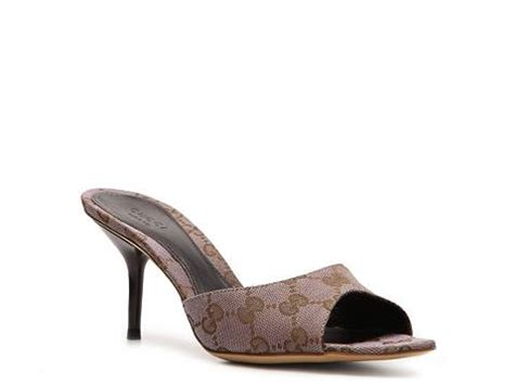 sandals at dsw gucci fabric peep toe sandal dsw