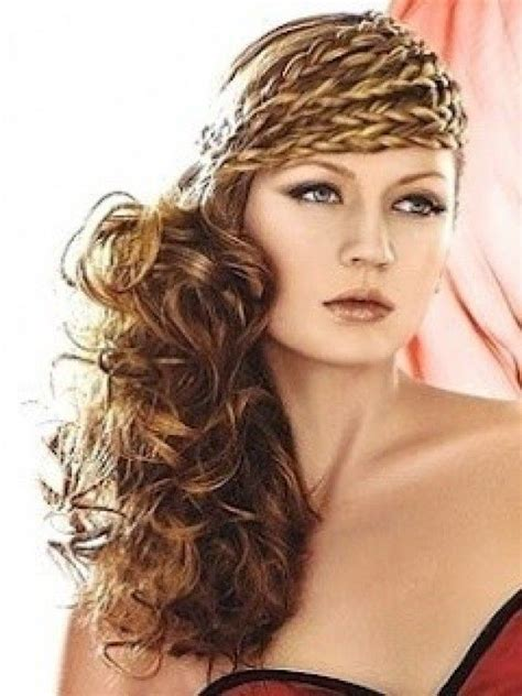 gypsy style hairstyles bohemian hairstyles for long hair boyo s pinterest
