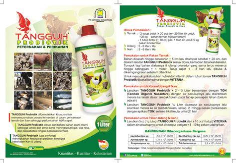 Tangguh Pupuk Hayati Dekomposer Nasa 1 tangguh probiotik peternakan perikanan barang herbal nasa