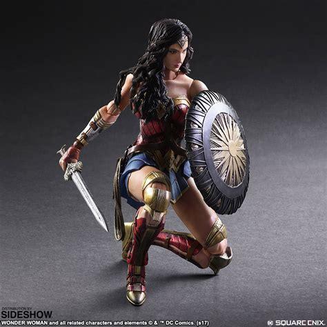 Figure Wonderwoman dc comics collectible figure by square enix