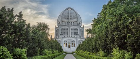 Baha I House Of Worship by 15 Captivating Photos Of The Baha I House Of Worship In
