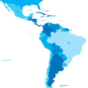 south america map and mexico buy sensit gas detectors international representatives