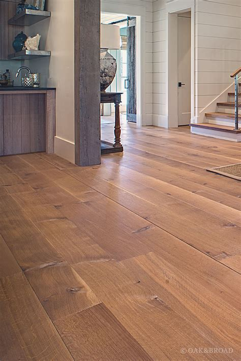 Wide Wood Plank Flooring Nashville Tennessee Wide Plank White Oak Flooring