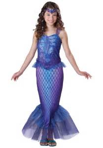 halloween costumes for girls size 10 12 tween mysterious mermaid costume