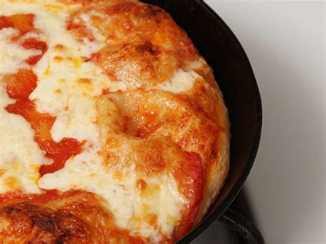 Want Ultracrisp Pizza Try Pan Frying It by The Pizza Lab Foolproof Pan Pizza Serious Eats