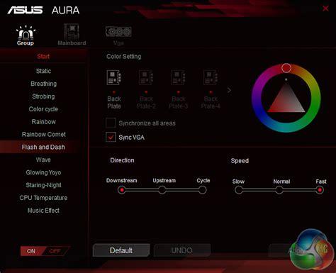 asus aura compatible fans asus z170 pro gaming aura motherboard review kitguru
