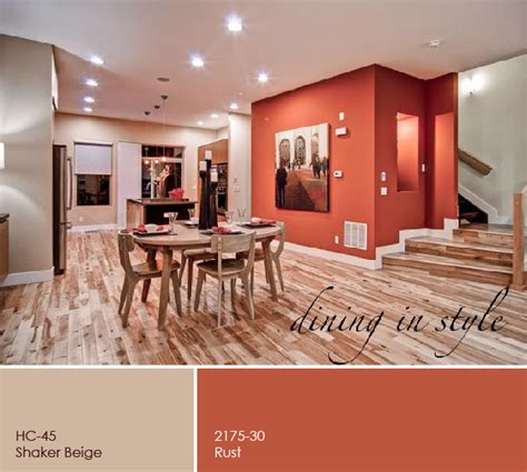 Warm Paint Colors For Dining Room by Dining Room Page 2