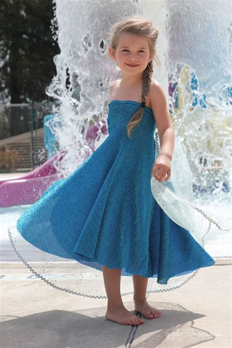 Handmade Elsa Costume - elsa costume 9 diy for