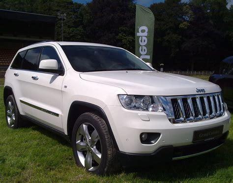 2011 jeep grand cherokee information and photos momentcar