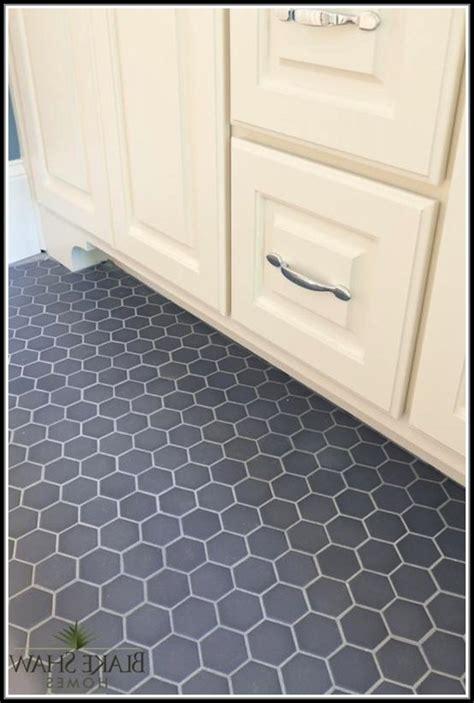 4 Inch Hexagon Floor Tile Tile Design Ideas Hexagon Bathroom Floor Tile