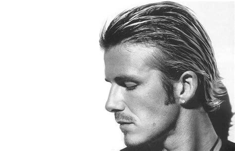 Beckham Hairstyles by How To Get David Beckham S Hair The Idle